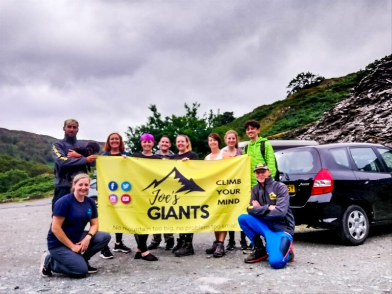 Joe's Giants Team Building - The Hive