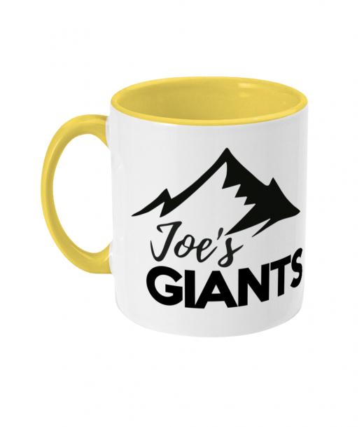 Joe's Giants Mug