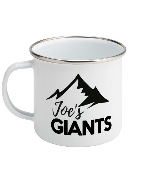 Joe's Giants Camping Mug