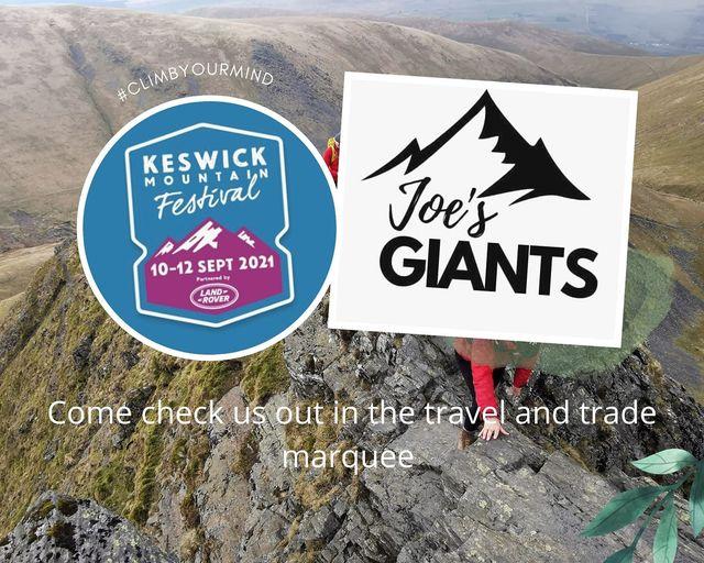 Joe's Giants Keswick festival